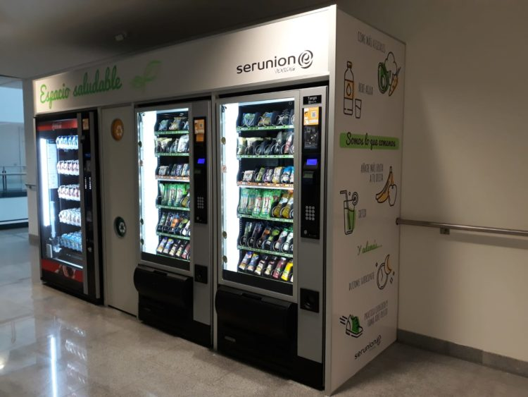 serunion vending